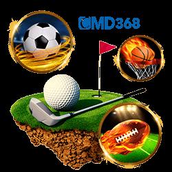 CMD368 Sports