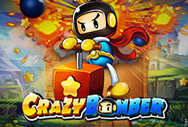 Crazy Bomber Slots Game